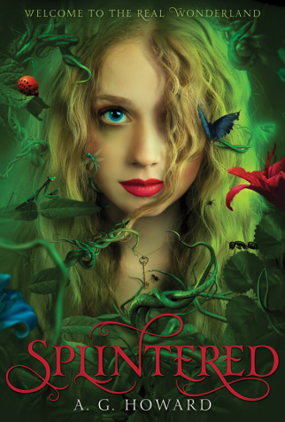 Image result for splintered series alyssa