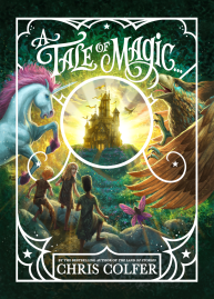 Image result for a tale of magic cover